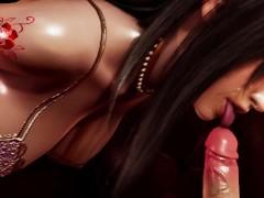 Honey select 2 Tifa seduced in the pub
