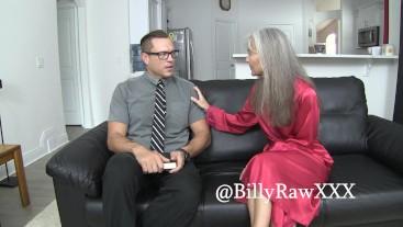 Virgin Missionary Fucks MILF-Leilani Lei & Billy Raw