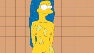 Marge Simpson Sex Cartoons