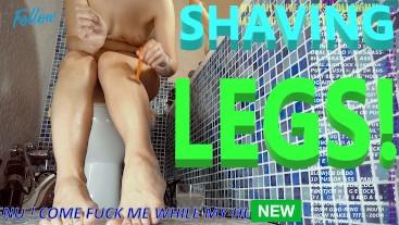 EPIC & NOW - shaving legs in toilet - BEST MODEL OF PORNHUB CON COM ESPANOL, PORHUB, PORNUB, PORN HU