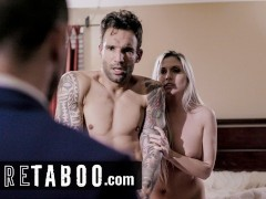 PURE TABOO Cheating Wife Caught with Husband's Co-Worker