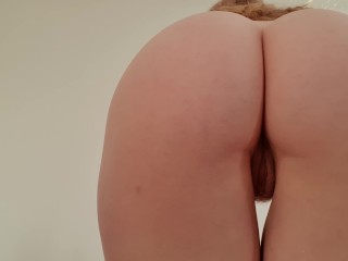 Jiggly Bubble Butt Upskirt Try On Haul – Redhead – DLE