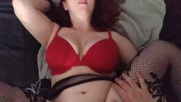Busty Teen with Big Natural Tits Loves Talking Dirty while Getting Fucked