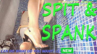 EPIC & NOW - Crazy wife spit and spank in toilet - BEST MODEL OF PORNHUB CON COM ESPANOL, PORHUB