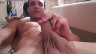 Jerking in the boat cabin  --Eden Adonis