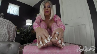 These Toes Take Your Load - Nikki Ashton