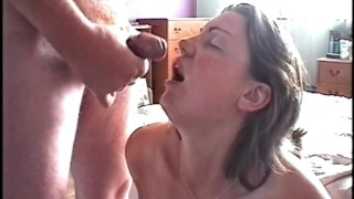 My Shaven Pussy Made Him Cum In My Mouth