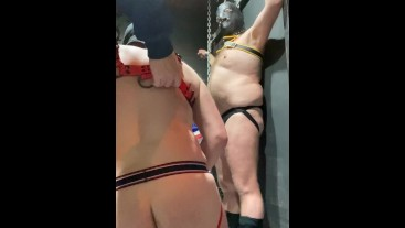 The Cell Inmate 002/003 – Full Cell session. The Blackpool Playroom, The Cell and The Playroom Glory