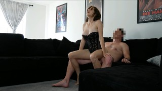 Intense Mutual Masturbation with Simultaneous Orgasm – Samantha Flair