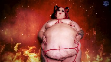 Return of the SSBBW Gluttony Demon