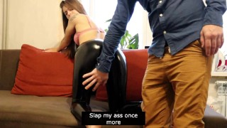 Hd porno gratis - Cornudo Juego De Roles Jefe Se Folla A Mi Esposa Ver Corrida Premium