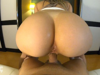 A Slut Girlfriend Really Knows How To Ride a Cock