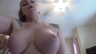 Big Tit StepMom Helps Me With Poison Ivy