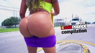 BANGBROS – The Ass Parade Compilation #1: Big Booty For Dayssss