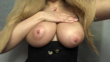 Do you like my big natural tits?
