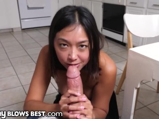 MommyBlowsBest – Meeting My New Asian Step-Mom