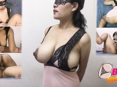 Thai Doll She Want Dinner With Someone And Polishing On Dick