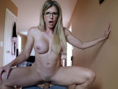 Morning Sex with My Step Mom - Cory Chase