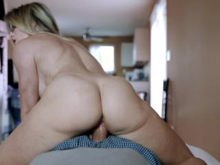 Morning Sex with My Step Mom – Cory Chase