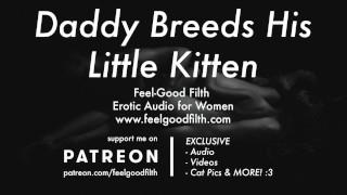 免费的性爱剪辑 - Ddlg角色扮演 爸爸繁殖他的暨饥饿的小猫 脏话