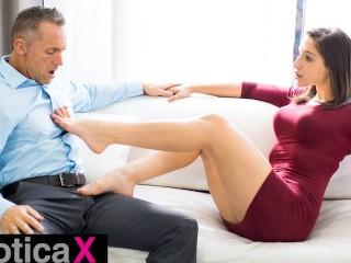 Abella Danger Takes Another Man's Cum In Partner Swap - EroticaX