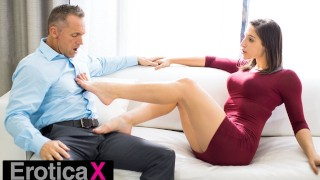 Abella Danger Takes Another Man's Cum In Partner Swap – EroticaX