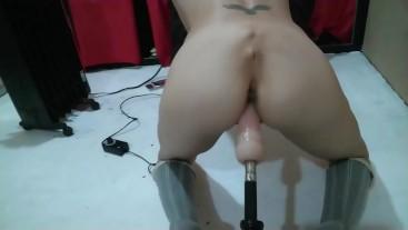 Sex machine fun