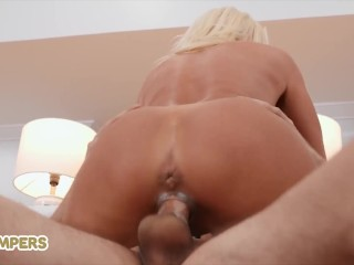 LiL Humpers – Juan El Caballo Loco & Ricky Spanish Enjoying Busty Babe Brittany Andrews Pussy