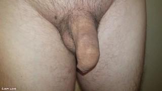 Chaud Sexe Porno - Pénis Flasque Devient Lentement Gros Et Dur (Érection Amateur