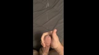 Beste porno - White Dick Enorme Klaarkomen! Monster 8 Inch Lul Blaast Enorme Lading Sperma (Snapchat