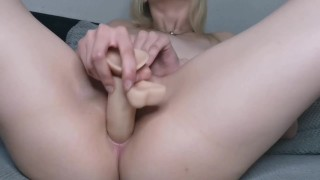 Screen Capture of Video Titled: Teen first once Fuck Her Anal With Big Dildo