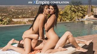 EroticaX – Outdoor Cumshots, Creampies & Facials Compilation