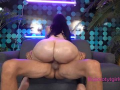 Abigail Lust Is Back Again For More Big Booty Fucking