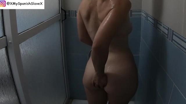 Analdusche porno