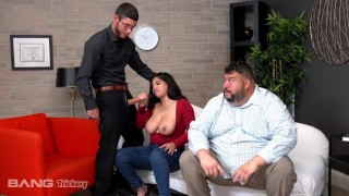 Trickery – Busty Latina Fucks Counselor While Her Ex-Fiance Watches