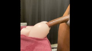 BBC Daddy Dirty Talking and Fucking Toy