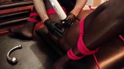 Torture porn clit Japanese torture