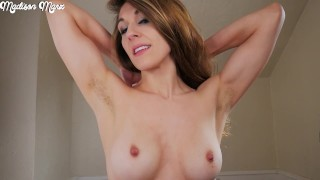 Shaving My Legs, Pussy & Armpits Preview