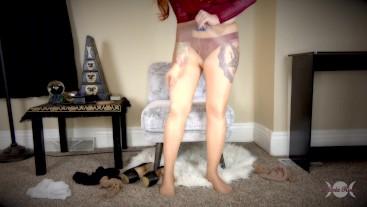 Date Night Pantyhose Cuck FULL VIDEO