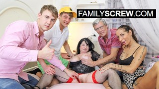 How I met your stepmother – FamilyScrew