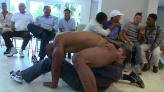 SAUSAGE PARTY - House Party Gets Turnt Up When The Big Dick Strippers Arrive!