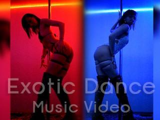 Teen 18/big ass/music music exotic video