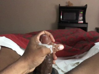 Catching a nut before work