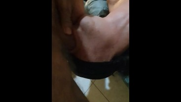 """Pov PAWG Swallows My FAT COCK till SHE Chokes . Hungry HORNY PAWG MILF WANTS COCK .""""DEEPTHROAT"""" MILF"""