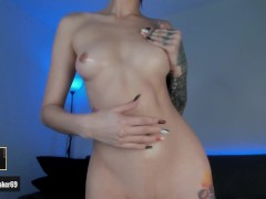 Gia_Baker Dancing and getting oily to Cry me a river
