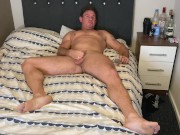 Andy lee films straight mate fireman freddy wanking off