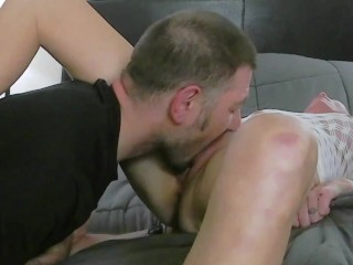 Multiple Real Orgasm- CUNNILINGUS – Pussy CLIT Licking SUCKING- Making her Cum!
