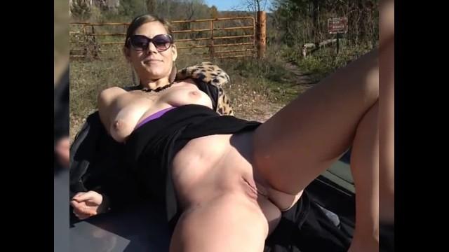Outdoor milf naked Outdoor