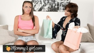 MommysGirl Gia Derza Can't Stand New Stepmom, Until