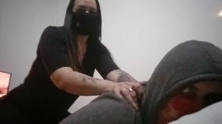 Porn Film - Big Boobs Amatér Strapon Sex Selfie V Hotelu